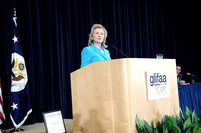 Clinton_GLIFAA