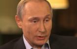 Poutine sur le Brexit : « Il y aura des conséquences positives et négatives »
