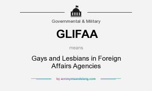 GLIFAA meaning - what does GLIFAA stand for?
