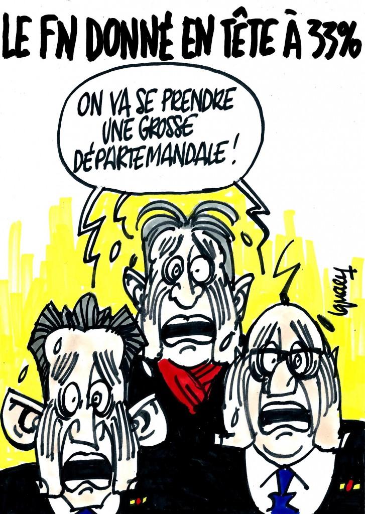 Ignace - Le FN donné en tête à 33%