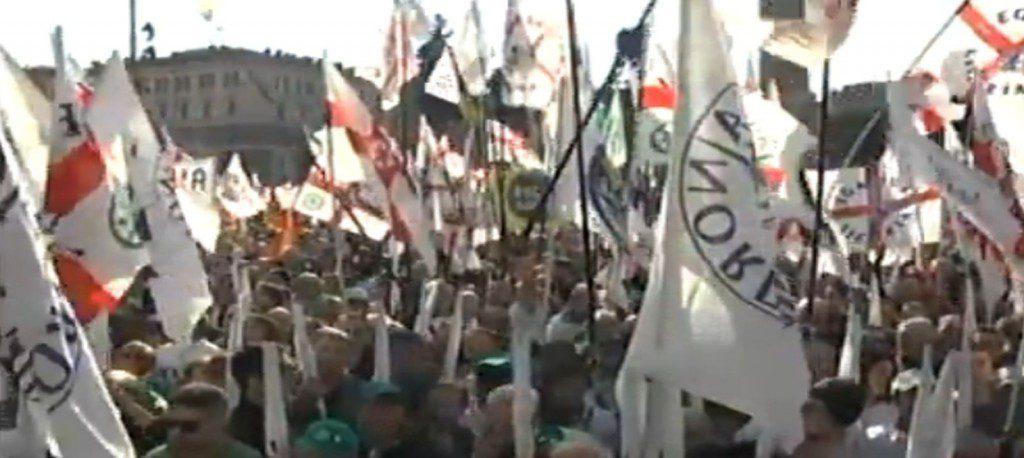 manifestation-lega-roma