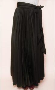 jupe-longue-plissee-noire