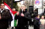 """Manifestation à Paris """"contre l'Arabie Saoudite qui finance le terrorisme"""""""