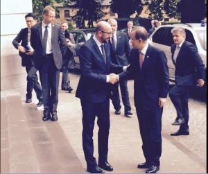 Ban Ki-moon Bruxelles