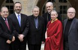 Climat: Analyse de la Déclaration syncrétiste du panthéon des religions de France reçu à l'Elysée