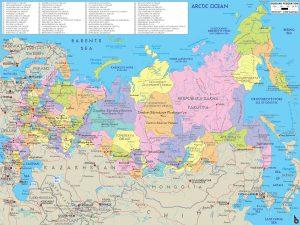 Russie_carte
