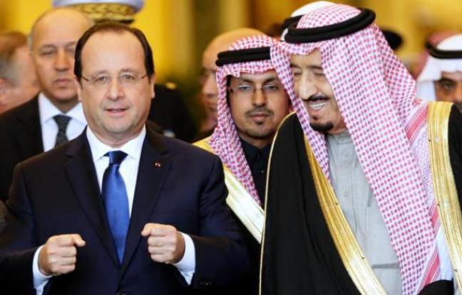 hollande-roi arabie saoudite