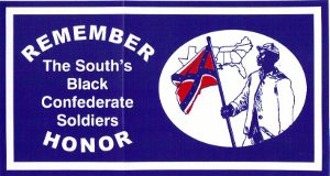 remember black confederates soldiers