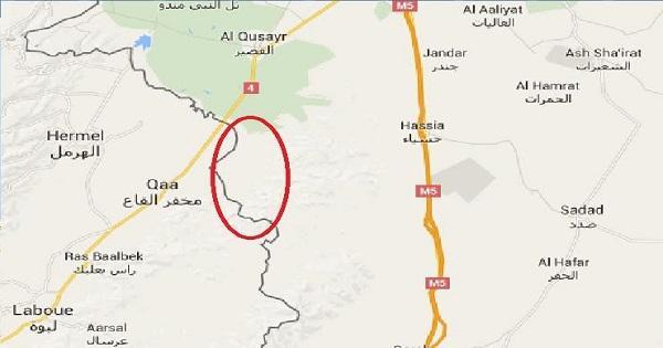 EI Syrie Liban