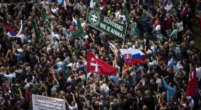 Slovaquie n'est pas l'Afrique