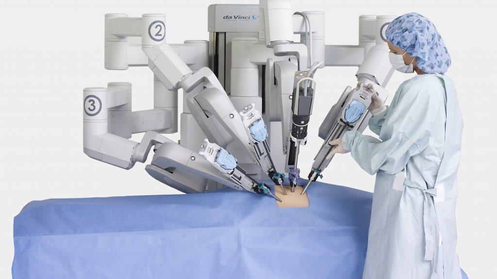 chirurgie robotique
