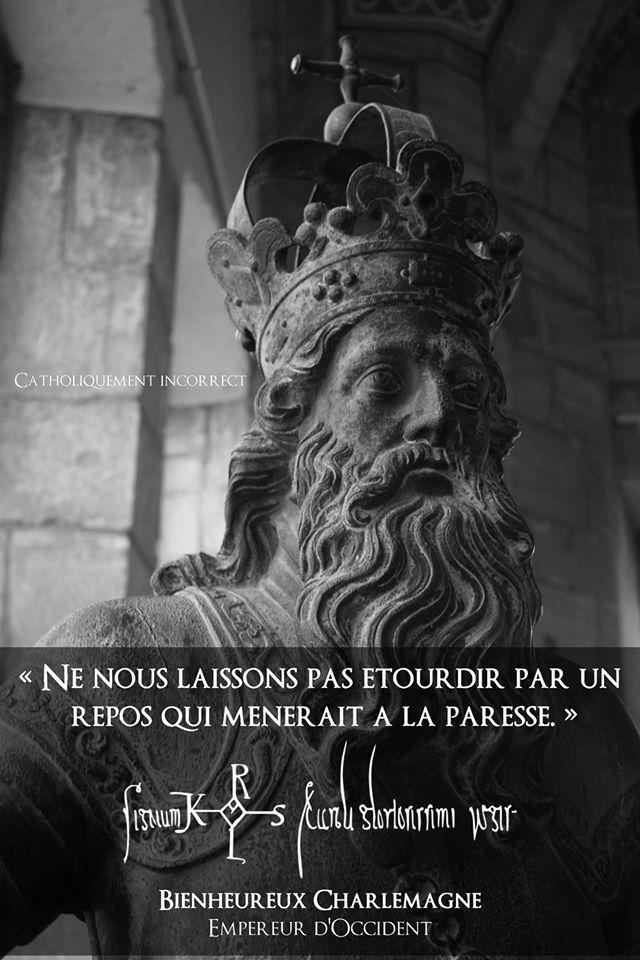 citation charlemagne