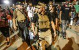 A Ferguson, les Oath Keepers, des citoyens armés de fusils d'assaut, sont bien décidés à rétablir l'ordre