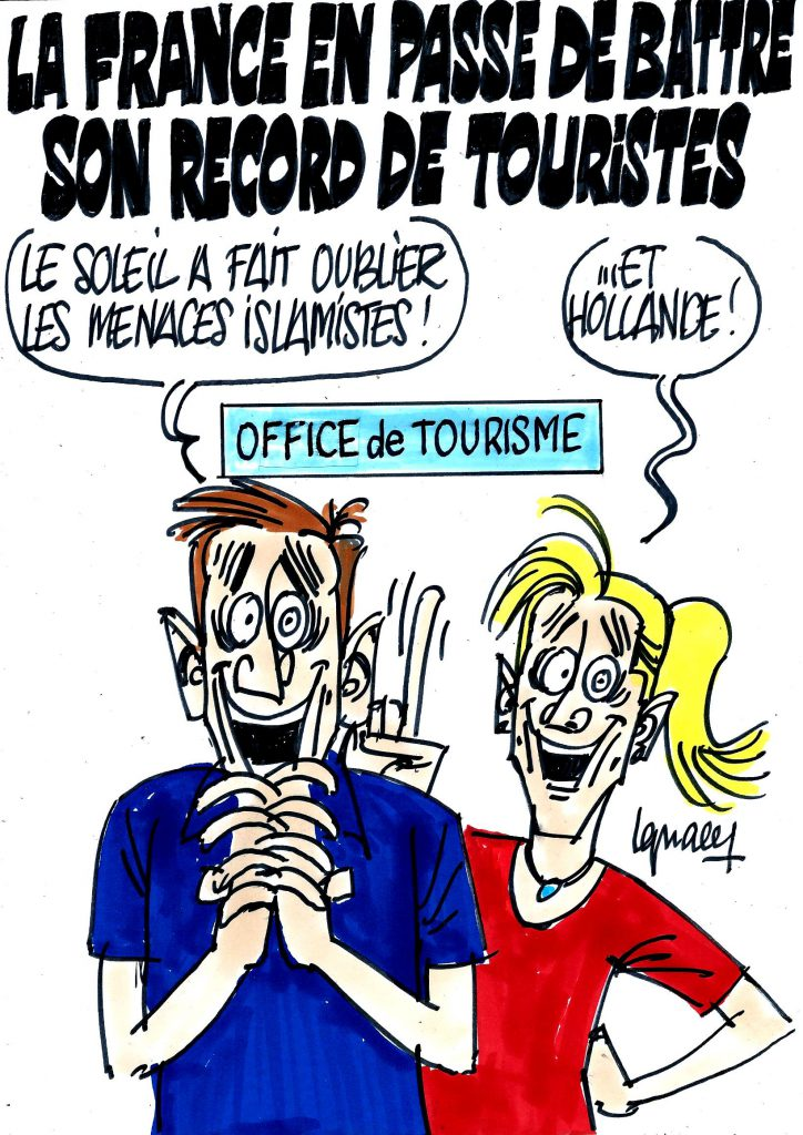 Ignace - Saison touristique record en France