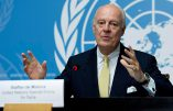 L'émissaire de l'ONU en Syrie a critiqué l'armée syrienne, pas l'Etat Islamique, le Front al-Nosra ou Al-Qaïda…