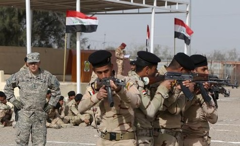 troupes-irakiennes