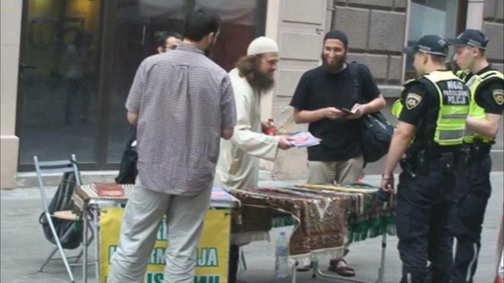 lettonie islam