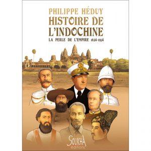 histoire-de-l-indochine-de-philippe-heduy