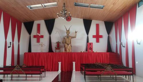 temple satanique