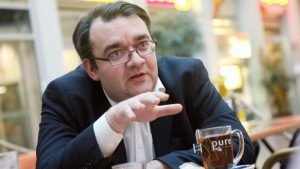 Alexej Danckwardt, l'avocat de la famille de Lisa