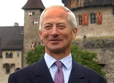 Hans-Adam II Liechtenstein