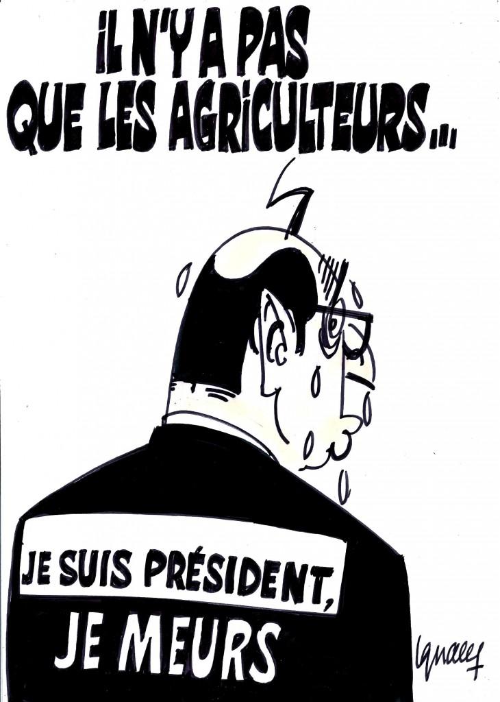 Ignace - Hollande contesté par Aubry