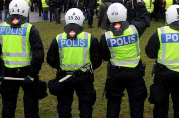 police-suedoise