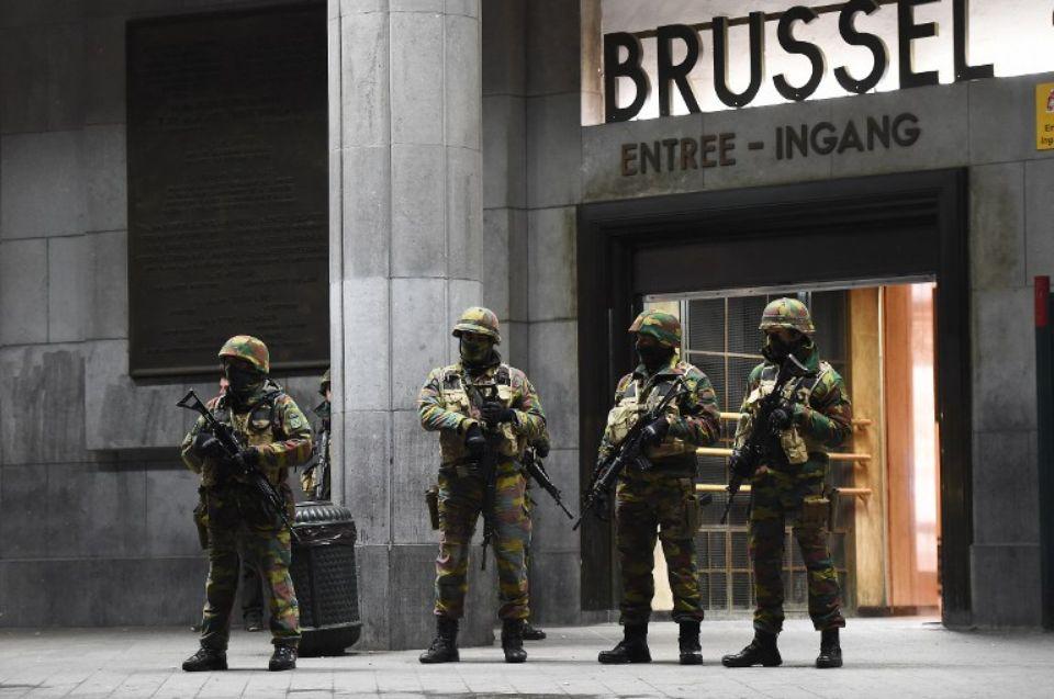 bruxelles-soldats