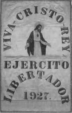 cristeros-drapeau