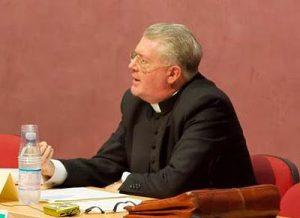 Mgr Guido Pozzo, secrétaire de la commission Ecclesia Dei