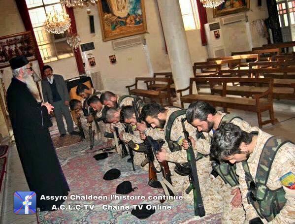 Syrie-assyro-chaldeens