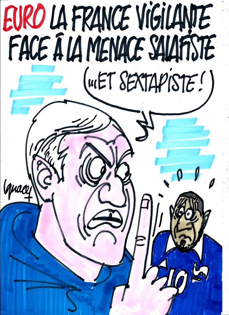 Ignace - Benzema exclu de l'Euro