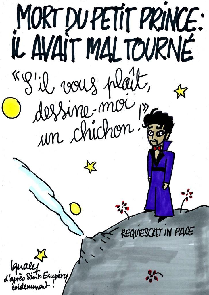 Ignace - Mort de Prince