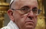 La novlangue du pape François: «ne dîtes plus migrants mais personne migrante»