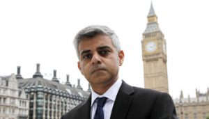 Sadiq Khan MP at Westminster, London, Britain - 11 Oct 2012