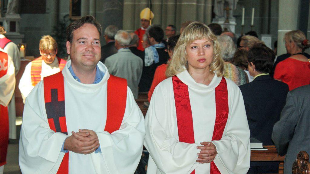 """Sœur Leticia Rawles, une religieuse """"catholique"""", """"ordonnée prêtre"""". Un prélude à la volonté du pape François ?"""