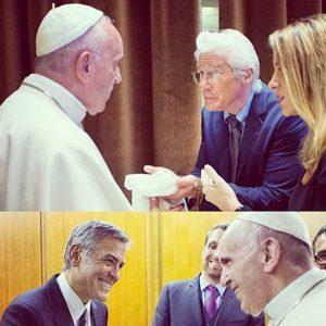 pape_francois_gere_clooney
