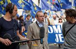 Alain Escada sur France Bleu : Taguer les affiches de prévention du sida qui font la promotion de l'homosexualité, c'est faire œuvre de salubrité publique