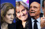 Adoption par les duos gays : Hollande, NKM, Juppé, Sarkozy, Morano, qui est le plus arc-en-ciel ?