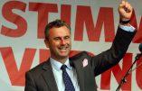 Autriche – L'initiative apolitique et indépendante «Chrétiens pour Norbert Hofer» s'invite dans la campagne présidentielle