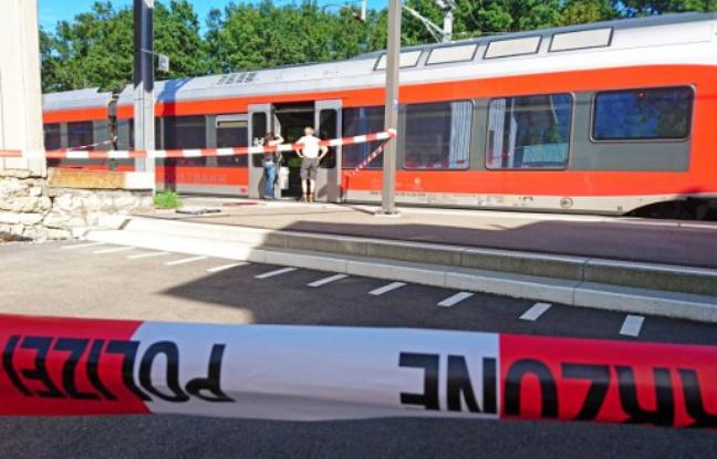 attaque dans train suisse