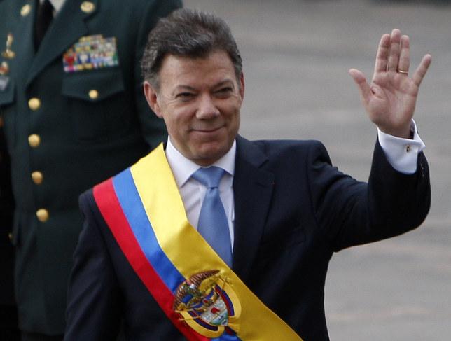 colombie-president-santos