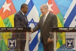 israel-togo