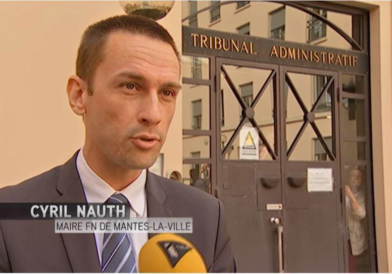 Cyril Nauth FN