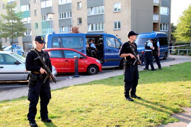 police-danoise