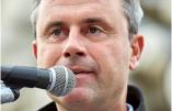 Norbert Hofer, ingénieur et candidat à l'élection présidentielle qui aura lieu le 4 décembre 2016 (source photo : facebook.com).
