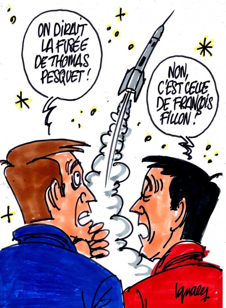 Ignace - Envolée de Fillon