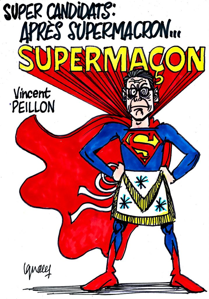 Ignace - Peillon candidat