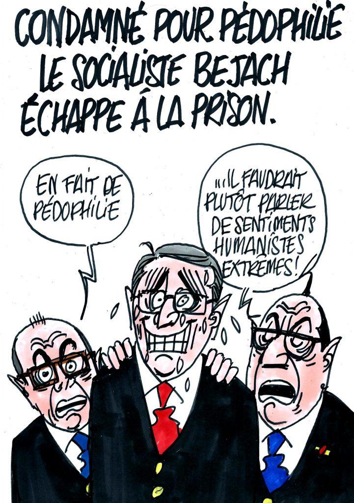 Ignace - Bejach, socialiste, pédophile et libre
