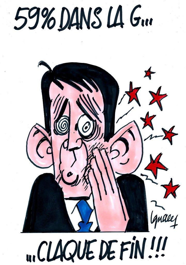 Ignace - Valls s'en est pris plein la g... !